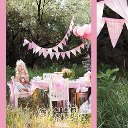 Tea time – One of my favorite summer shoots!