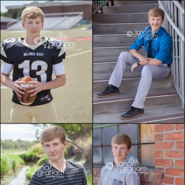 Ryan – West High – Class of 2016 – Senior Photographer – Billings, MT – Montana Photographer