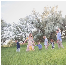 Love this fam!!! – Family Photographer – Child Photographer – Billings, MT – Montana Photographer