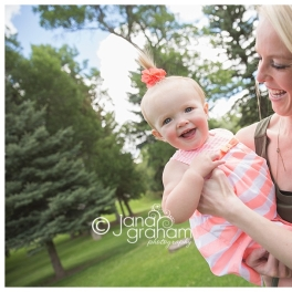 One year – and so much fun!! – Child Photographer – Baby Photographer – Billings, MT – Montana Photographer