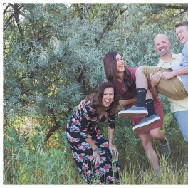 This family melted me – Family Photographer – Billings, MT – Montana Photographer